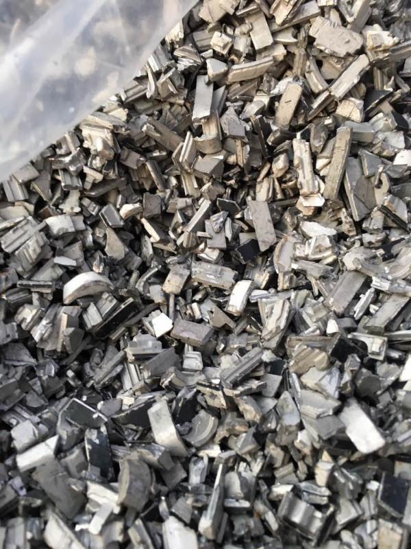 手机壳生铝破碎料低价出售