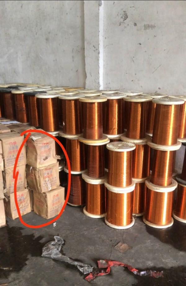 专业库存回收二手成品漆包线,电线,电缆,等成品库存