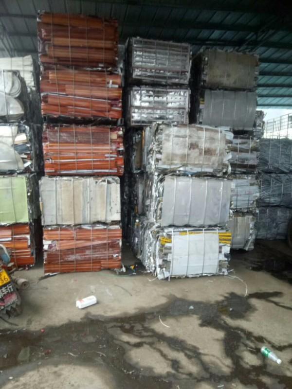 大量高价收购废旧金属