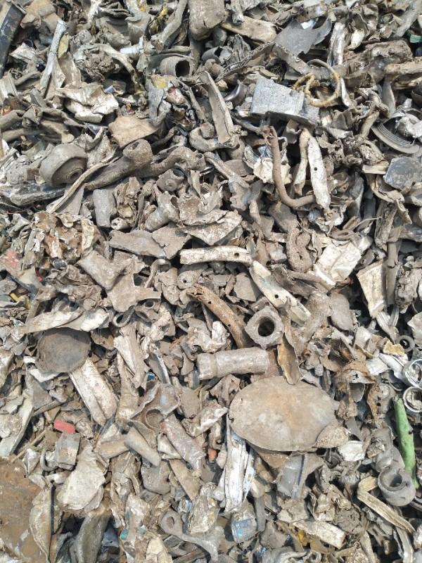 大量供应破碎铝