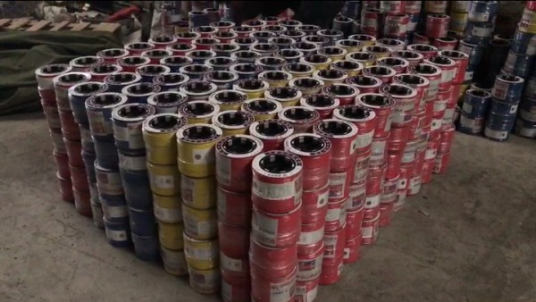回收成品电线,成品漆包线