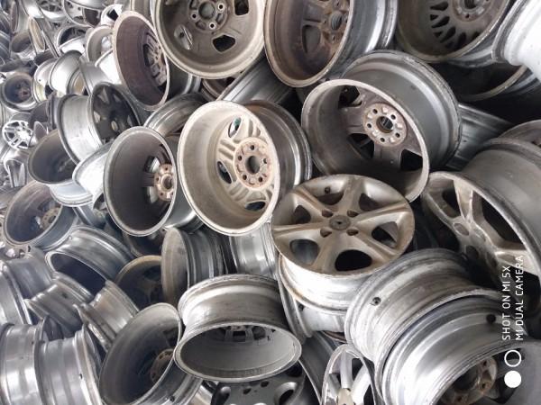 高价回收汽车铝轮毂