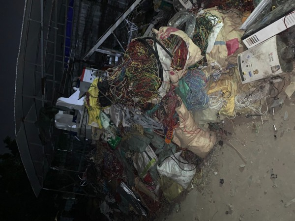 破碎厂回收深圳东莞杂线,平方线