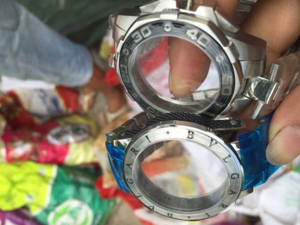 高价回收手表带,表壳,机蕊,样品机