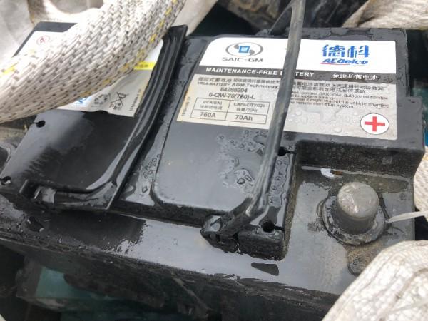 有六吨电动车电池出售