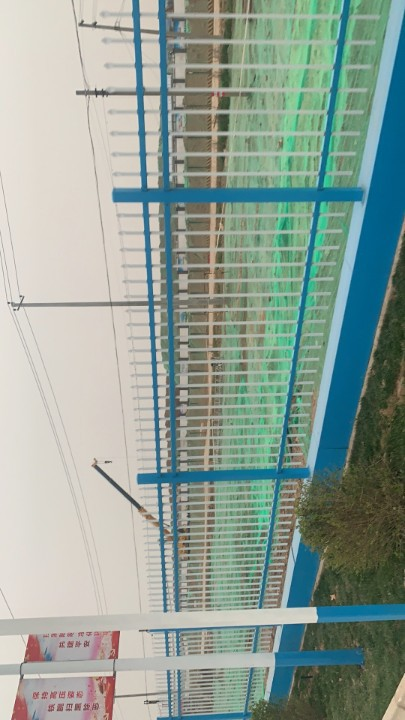锌钢围栏 花草围栏