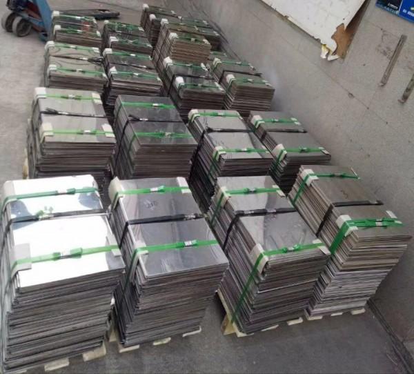 长期高价现金大量收购不锈铁印刷旧板