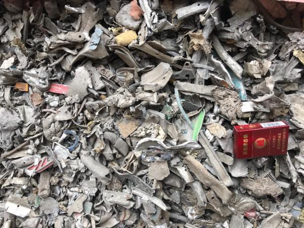 破碎生铝,熟铝出售长期