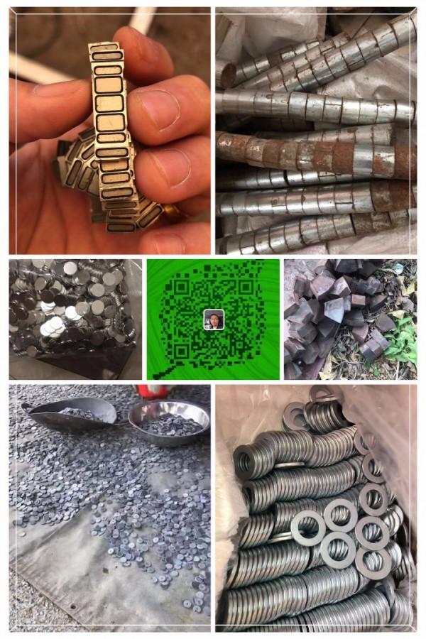 你有强磁,我有财,强强联手,高价回收强磁、钕铁硼材料、器材、磁粉