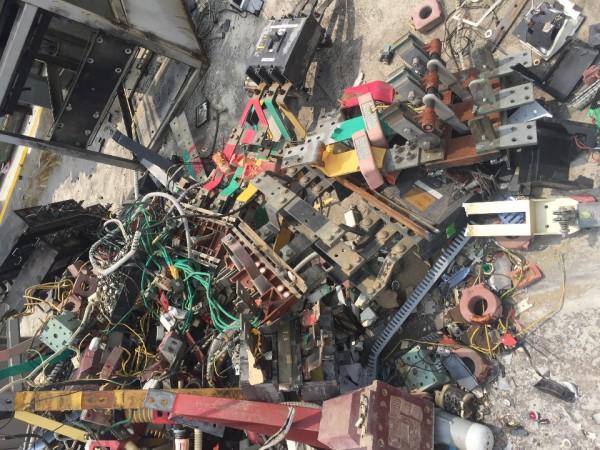 厂货废料杂货回收