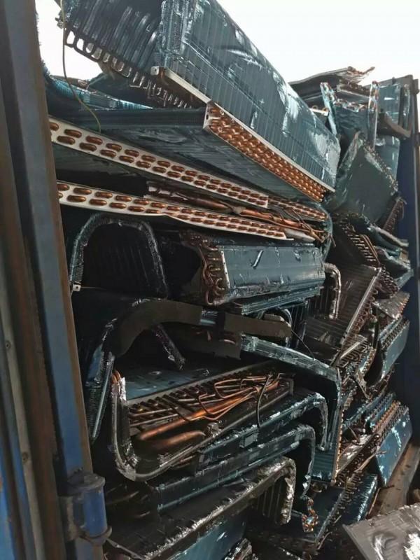 專業回收金屬和塑料