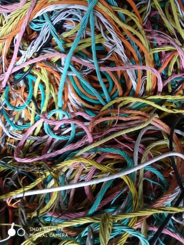本公司長期回收雜線、船覽、電源線、汽車線、拆廠線、電覽線、電子線、插頭、含銅料