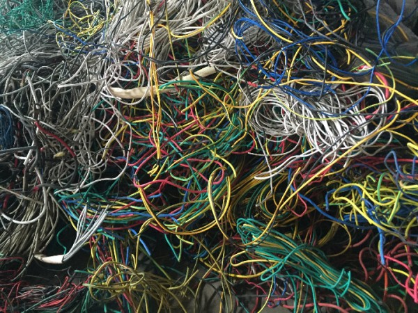 铜米厂回收各种废线