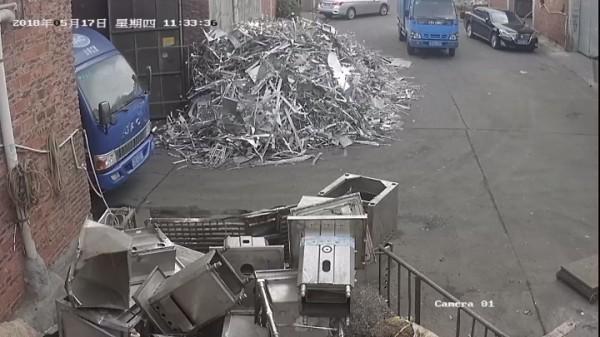 大量回收不锈钢201.304.边料,管料.统货