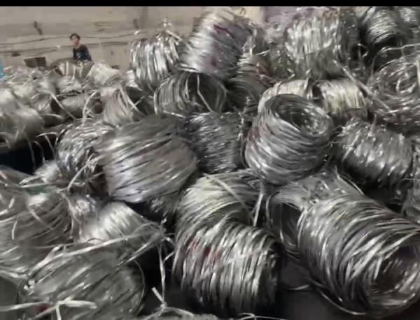 长期专业高价回收不锈钢边丝料