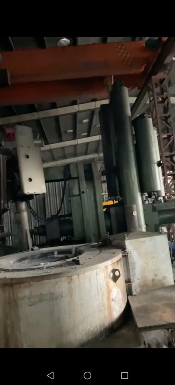 出手二手铝压铸机械